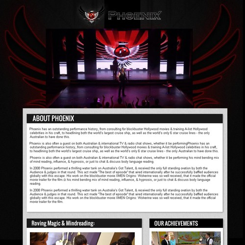 Design finalista por kamnasona25