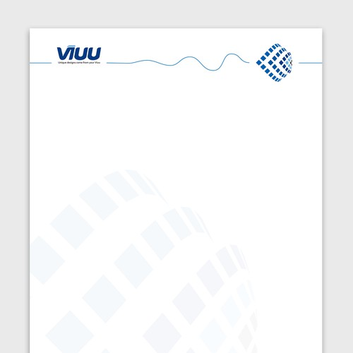Diseño finalista de V.P.S.