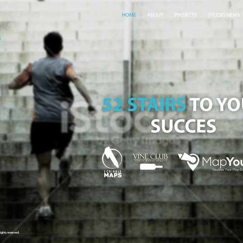 Runner-up design by cabros