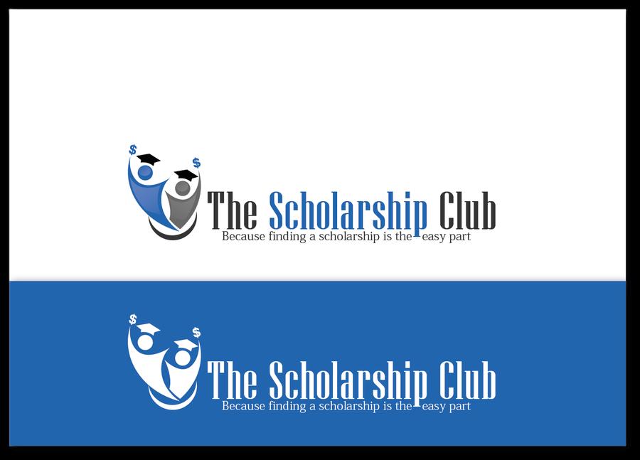 logo for The Scholarship Club | Logo design contest