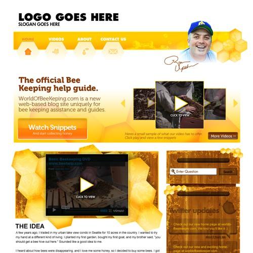 Diseño finalista de Unique GFX Branding
