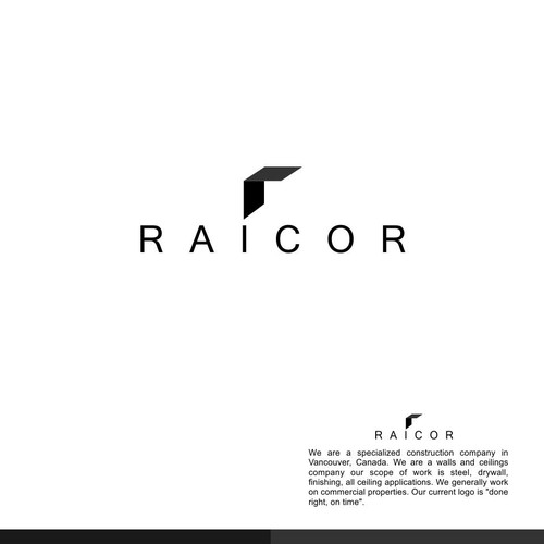 New look for Vancouver based construction company  | Logo