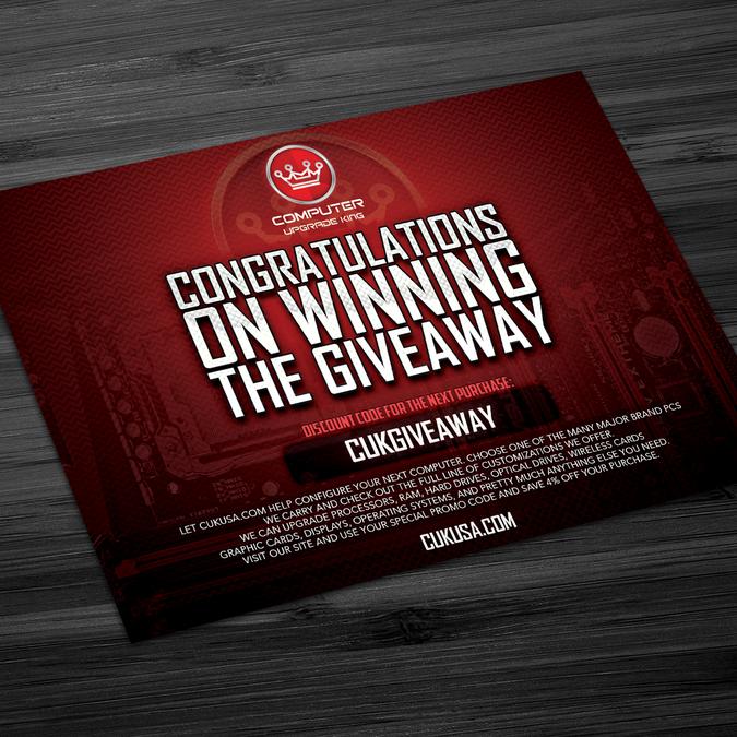 Winning design by EduarDesigns