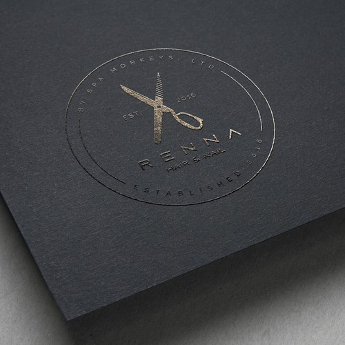 Runner-up design by Akedis Design