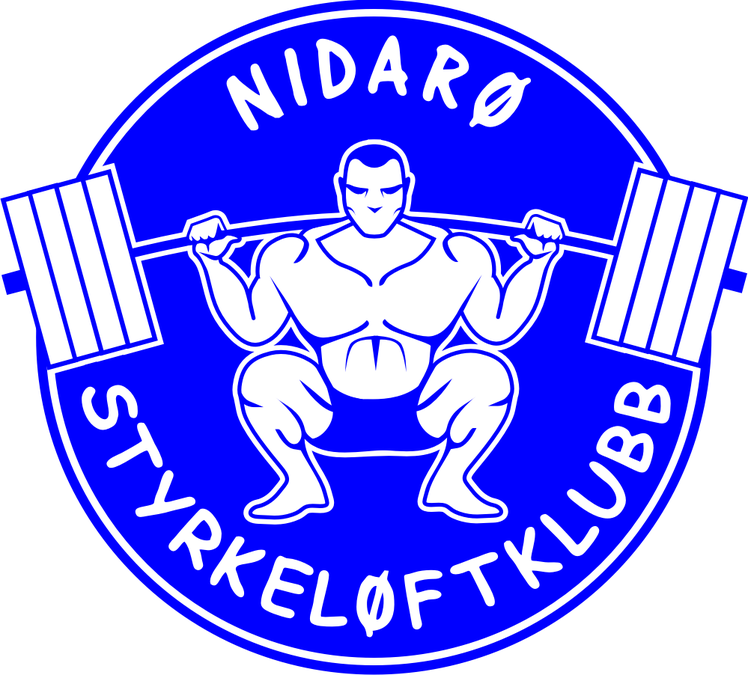 Logo for Nidarø Styrkeløftklubb (powerlifting club) | Logo ...
