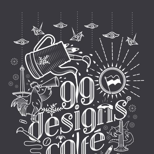Runner-up design by prascovic