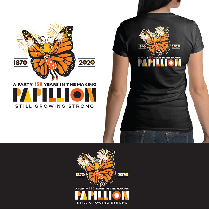 Diseño ganador de OrangeCrush
