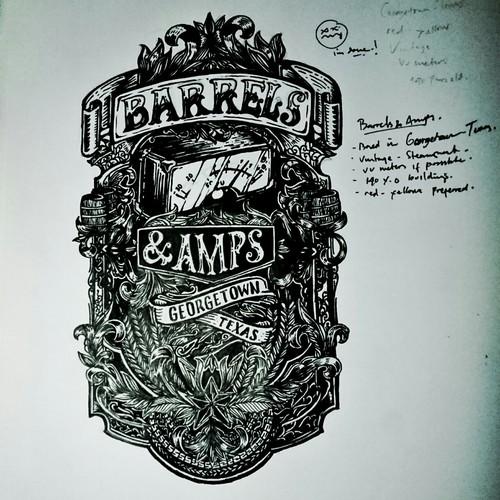 Runner-up design by Harvysign