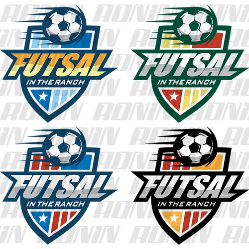 Create A Logo For A New Futsal League For Kids Logo Design Contest