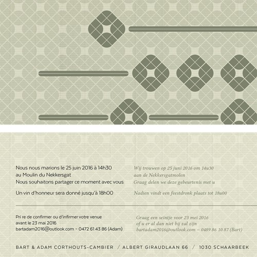 Diseño finalista de TeaBerry