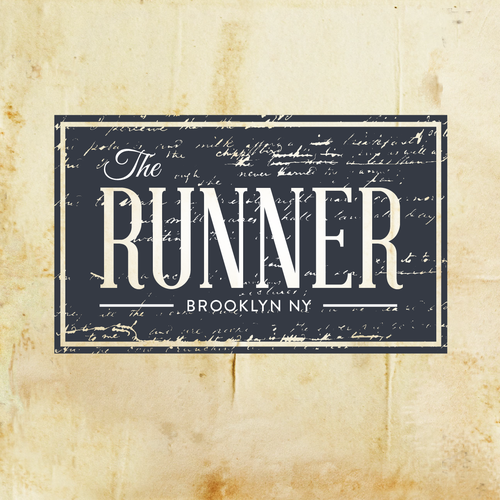 Runner-up design by Joel Lindberg