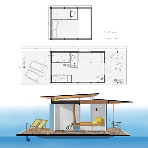 Design finalista por Ananda de Vos