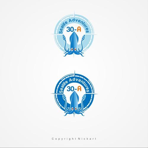Runner-up design by NICKART