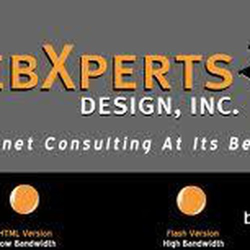 Diseño finalista de B1h.webmaster