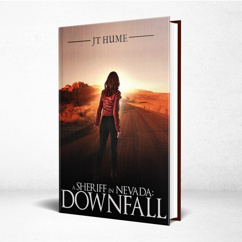 Runner-up design by Dee Dee Book Covers