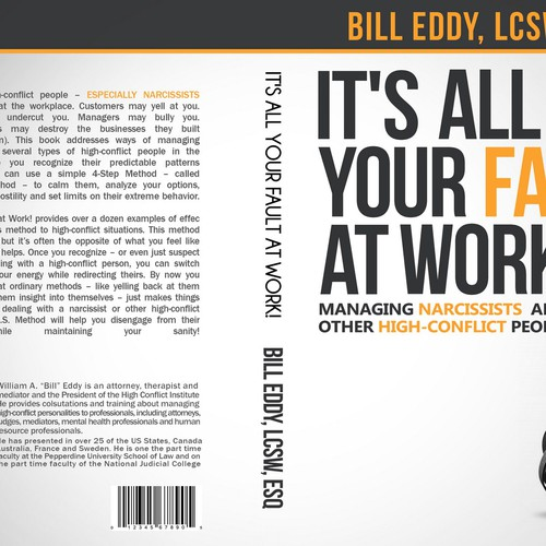 Cover Design Needed for Business Book - Want Your Creativity
