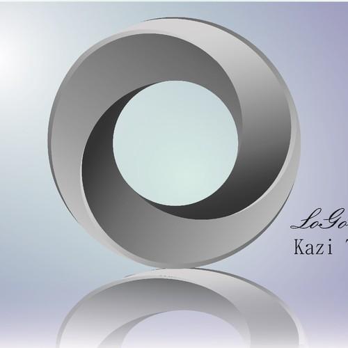 Runner-up design by kazitomal