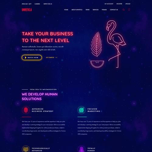 Diseño finalista de The webbug