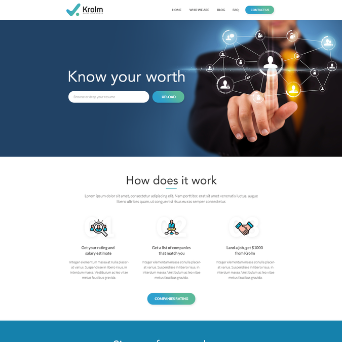 Winning design by Coincept ™