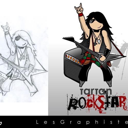 Ontwerp van finalist Les Graphistes