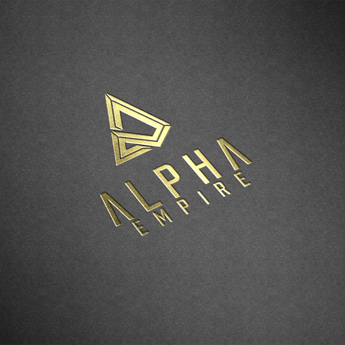 Alpha empire logo logo design contest runner up design by zorisefx colourmoves