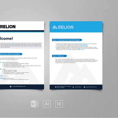 Design finalista por Leeons