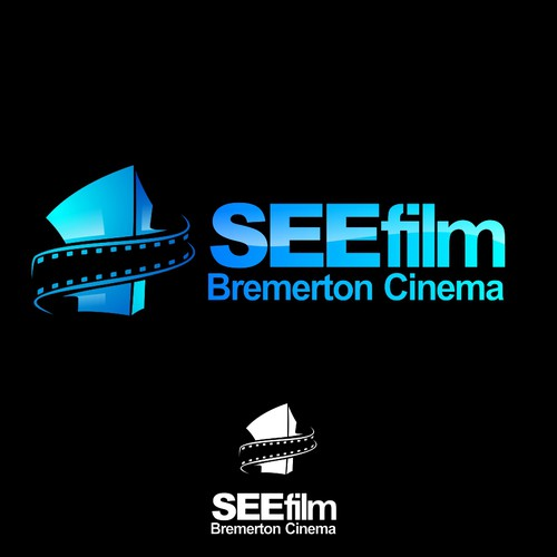 Help SEEfilm's Bremerton Cinema with a new logo | Logo