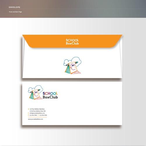 Runner-up design by DesignDT