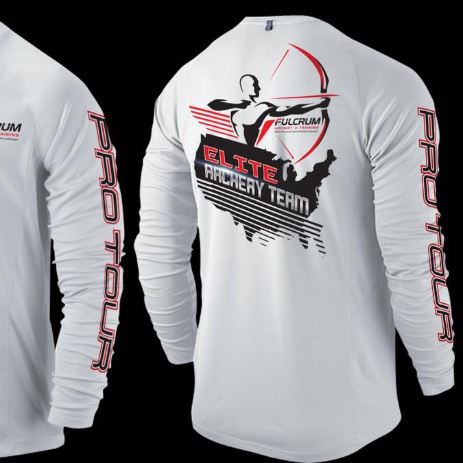 National Archery Team Needs A Shirt Design! | T-shirt contest