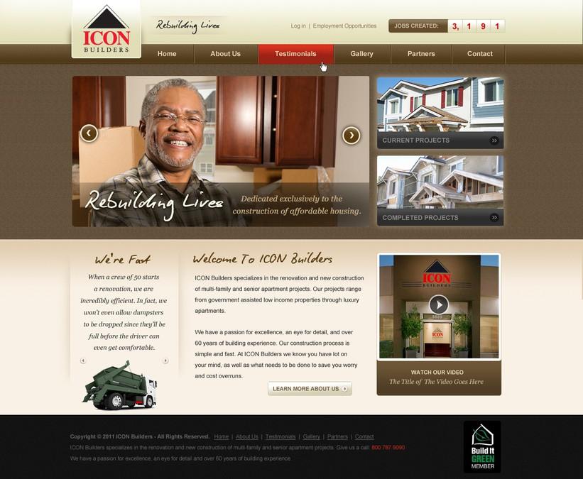 Design vencedor por webknix