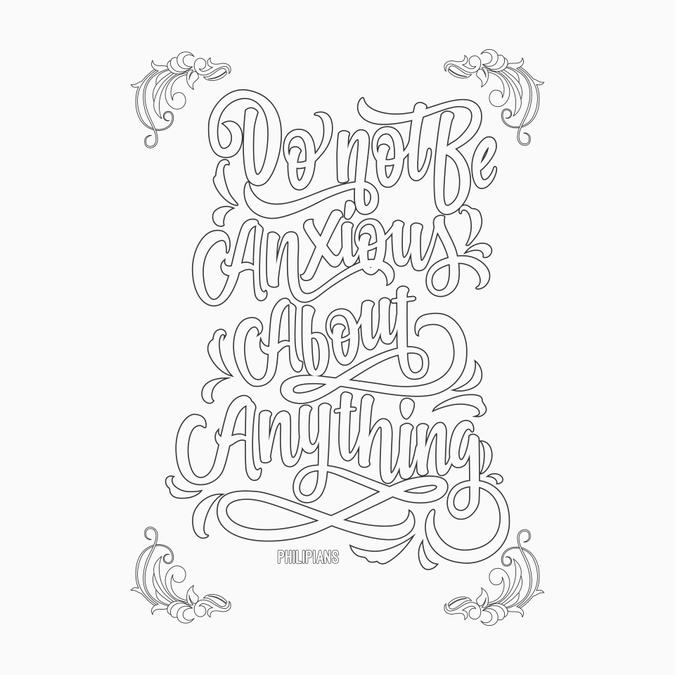 Winning design by Zainal_Art