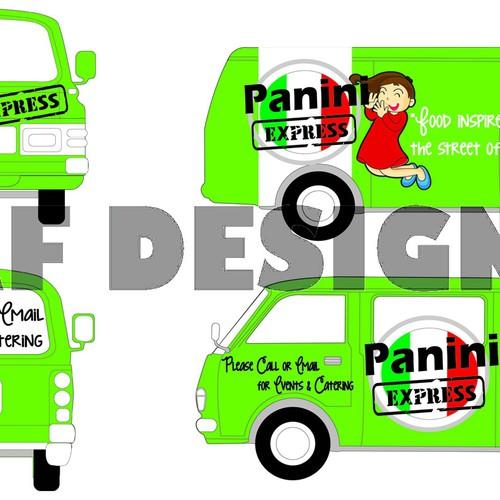 Runner-up design by afdesignpro