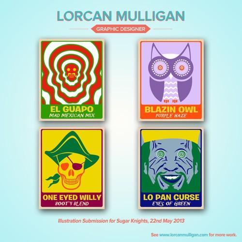 Diseño finalista de Lorcy