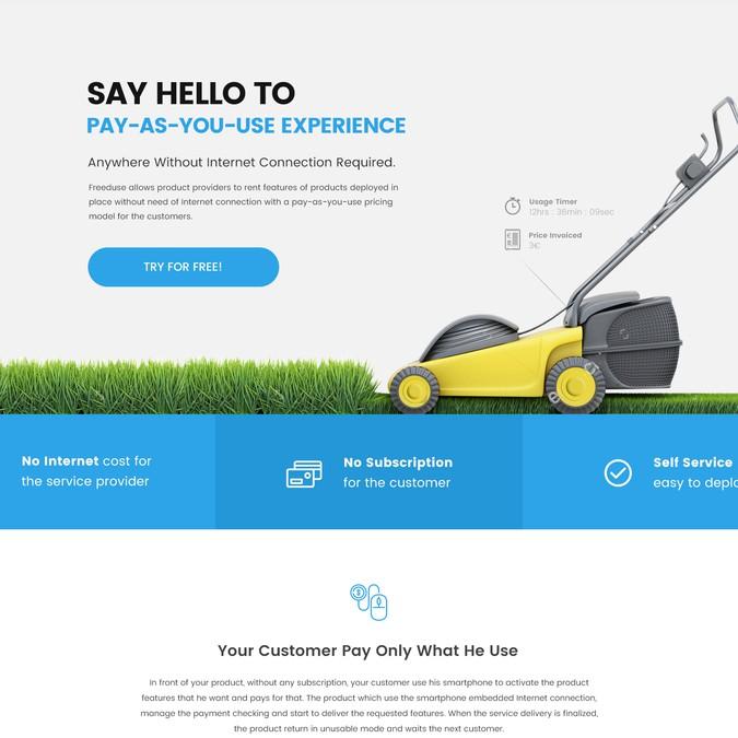 Gewinner-Design von Peterdraw