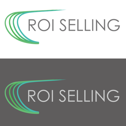 New roi selling logo logo design contest 4 selling design