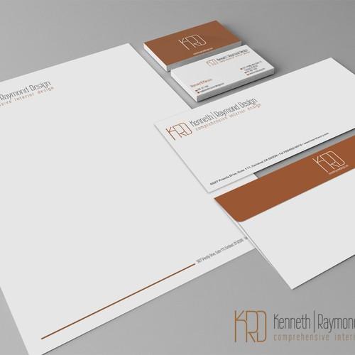 Incredible Innovative Interior Designers Logo Business Card Contest 99designs