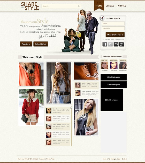 Winning design by lipsurn®
