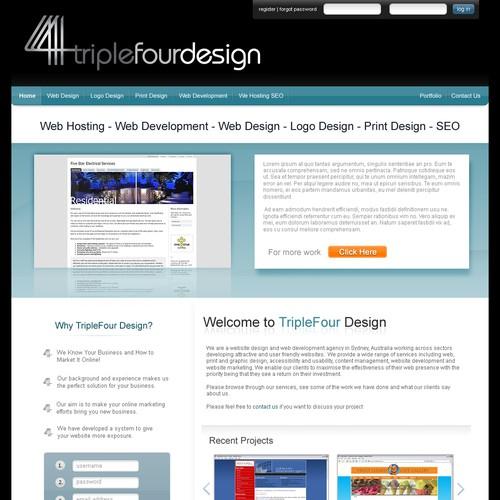 Design finalista por 99 Randy's
