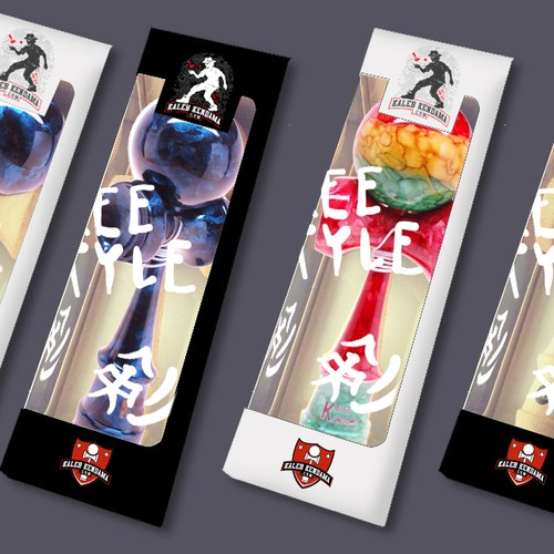Runner-up design by marsQ