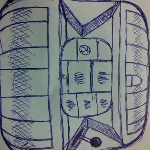 Runner-up design by Anrigoa