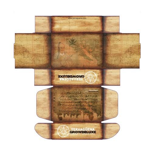 Diseño finalista de branks