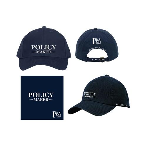 Design a professional baseball cap advertising a racehorse ... 354127d2ea6