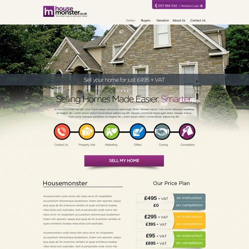 Diseño finalista de Onesource Creative