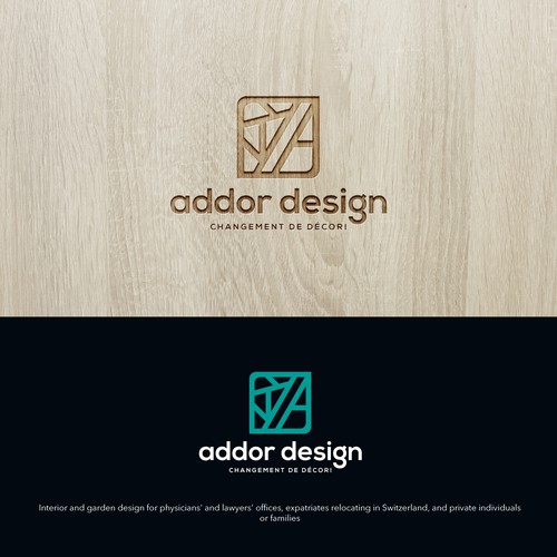 Runner-up design by CreativeThinking