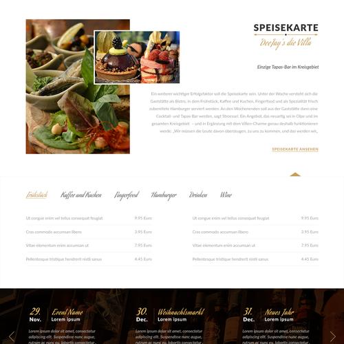 Website Fur Ausergewohnliches Hybrid Model Gastro Handel Web
