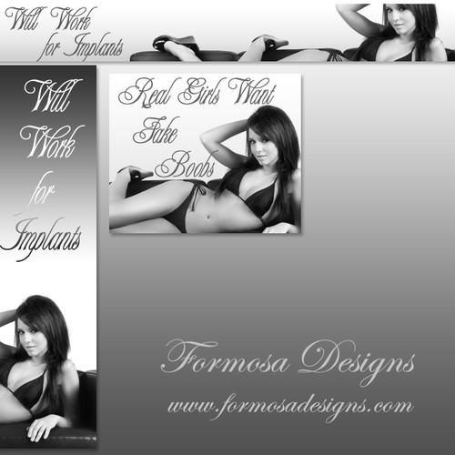 Runner-up design by formosadesigns