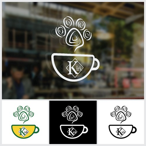 Runner-up design by KosDesign