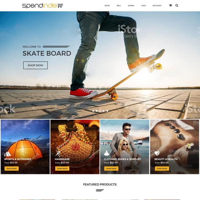 Winning design by saro3005