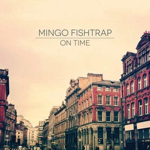 Create album art for Mingo Fishtrap's new release. Design by Alex Wright Design