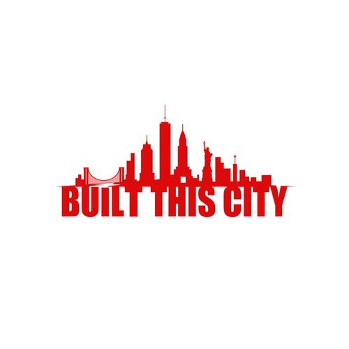 Create A New York City Skyline On Top Of Logo For Built This City Logo Design Contest 99designs